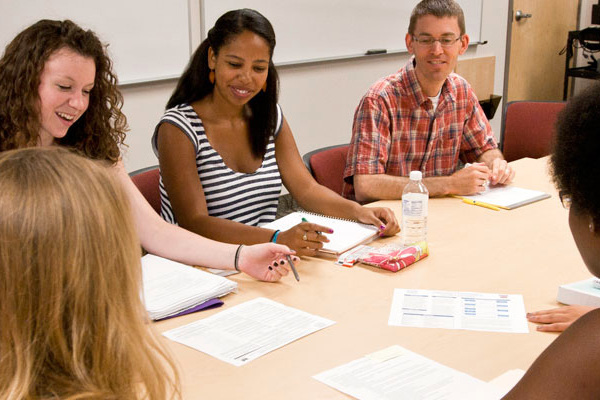 "Students examine human judgment and decision-making in ""Why you picked this course."""