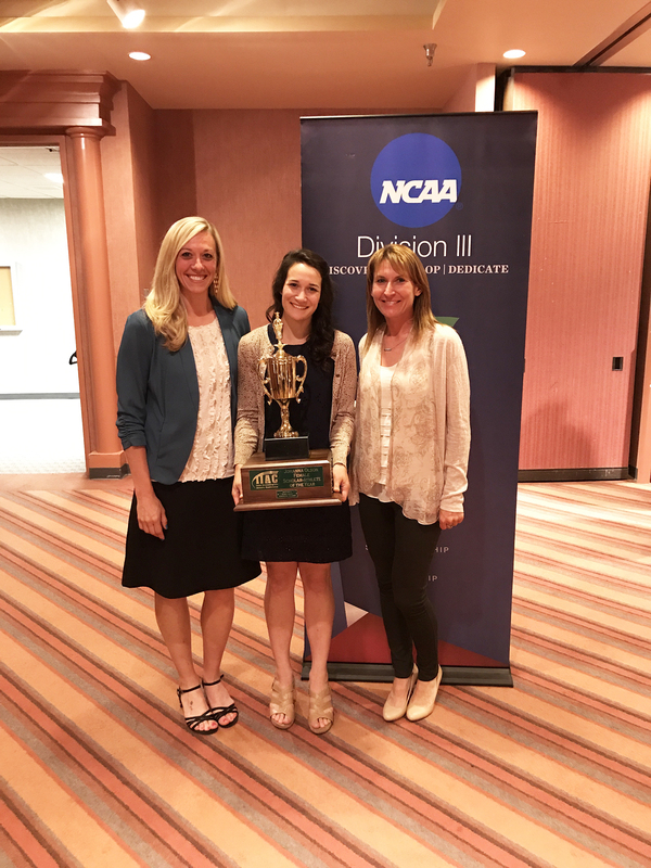 "Amanda Bailey (Compliance Director/Women's Basketball Coach - Clare Slagel - Renae Hartl (Athletic Director/Softball Coach)<a href=""/reason/images/760806_orig.jpg"" title=""High res"">∝</a>"