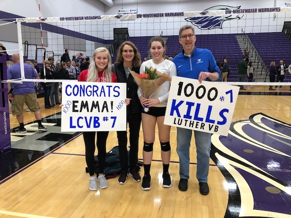 Emma Veum 1,000 Kills Shares Moment With Her Family
