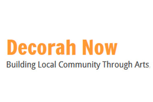 Brand image for Decorah Now.