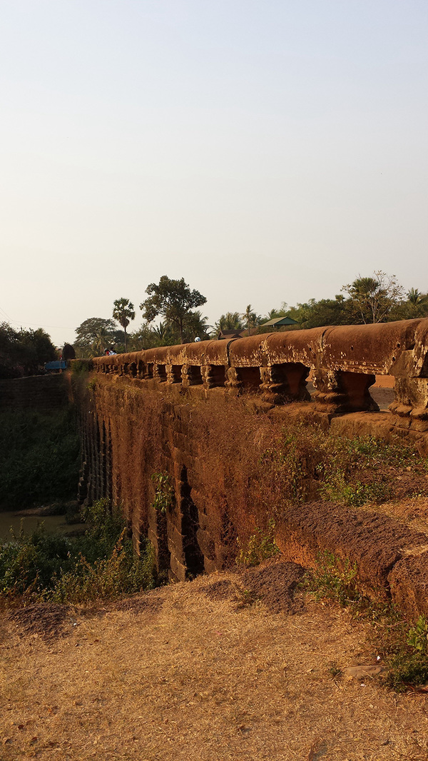 "Oldest bridge in Cambodia!<a href=""/reason/images/599843_orig.jpg"" title=""High res"">∝</a>"