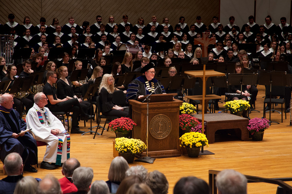 "Dr. Jenifer K. Ward inaugurated as 11th President of Luther College<a href=""/reason/images/886856_orig.jpg"" title=""High res"">&prop;</a>"
