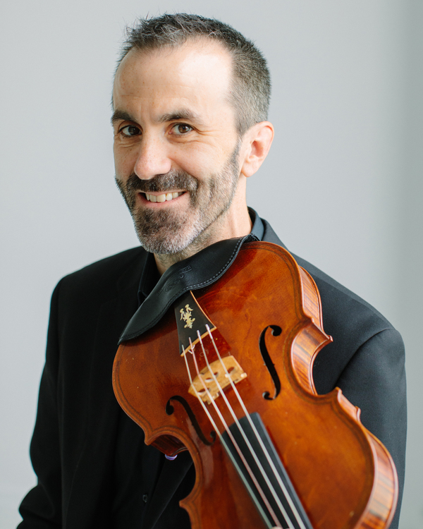 Spencer Martin, viola, Philharmonia