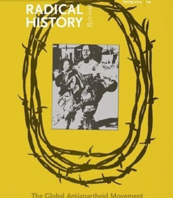 Spring 2014 Radical History Review