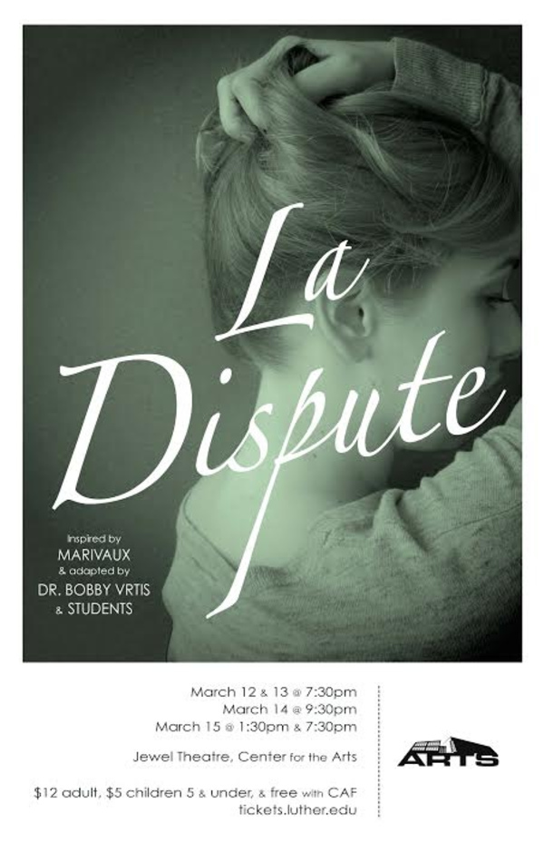 "'La Dispute,' theatre performance by Luther College<a href=""/reason/images/535896_orig.jpg"" title=""High res"">&prop;</a>"
