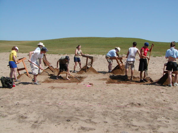 Luther College Archaeological Field School