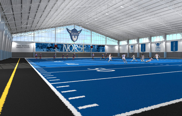 Indoor Turf Facility Rendering (inside)