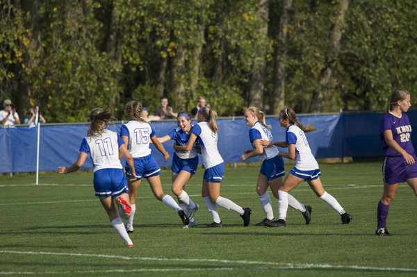 "Norse Celebration Following A Goal<a href=""/reason/images/773912_orig.jpg"" title=""High res"">∝</a>"