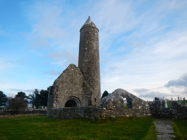 "Round tower in St. Kieran's monestary<a href=""/reason/images/523927_orig.jpg"" title=""High res"">&prop;</a>"