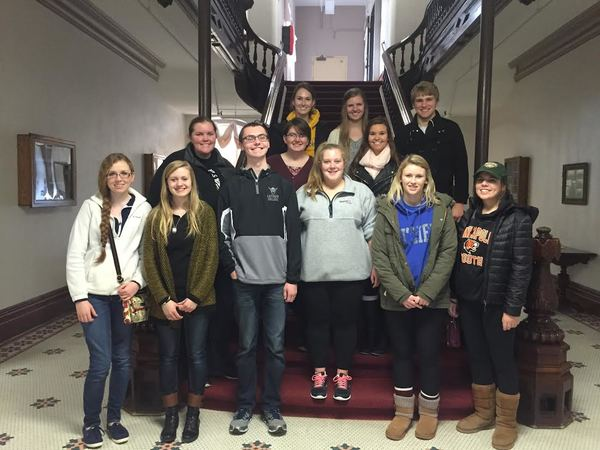 2015 trip to the Mental Health Institution in Independence, Iowa.