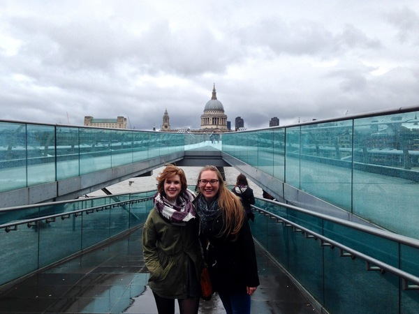"Emily and I on the Millennium Bridge in London<a href=""/reason/images/668939_orig.jpg"" title=""High res"">∝</a>"