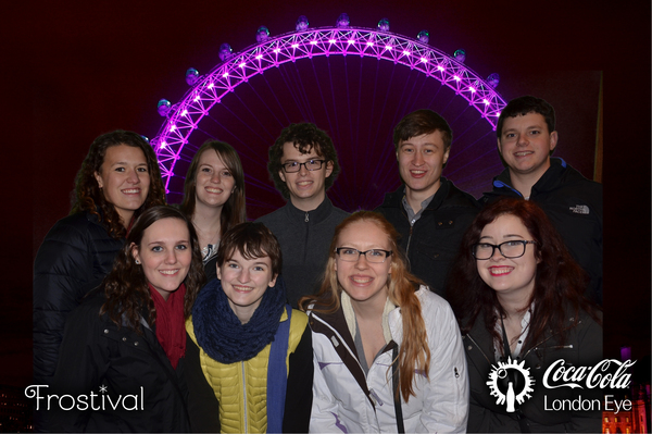 "Several of us visited the famous London eye our last night.<a href=""/reason/images/668941_orig.jpg"" title=""High res"">∝</a>"