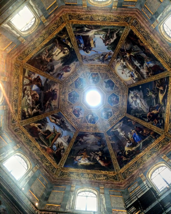 "The ceiling of the Medici Chapel<a href=""/reason/images/668950_orig.jpg"" title=""High res"">∝</a>"