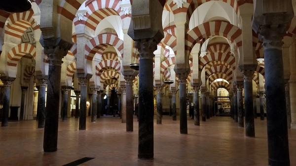 "The church was built during the Moorish times as a Mezquita (Mosque) but later was converted into a Cathedral, which is what it is still used for today.<a href=""/reason/images/800958_orig.jpg"" title=""High res"">∝</a>"