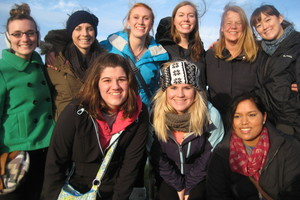 J-Term 2013 Study Abroad to Northern Ireland