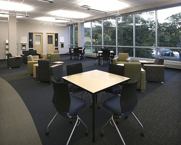 Study Lounge in Sampson Hoffland
