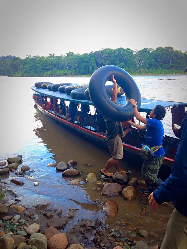 "Tubing in the Amazon- definitely an unforgettable experience!<a href=""/reason/images/603974_orig.jpg"" title=""High res"">∝</a>"
