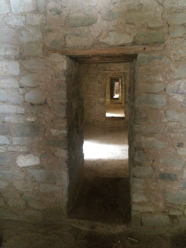 "Doorways in a Kiva. These doorways were created by burial robbers in the 1800s.<a href=""/reason/images/667977_orig.jpg"" title=""High res"">∝</a>"