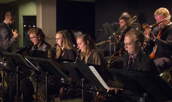 "Jazz Band Spring 2019<a href=""/reason/images/861985_orig.jpg"" title=""High res"">&prop;</a>"