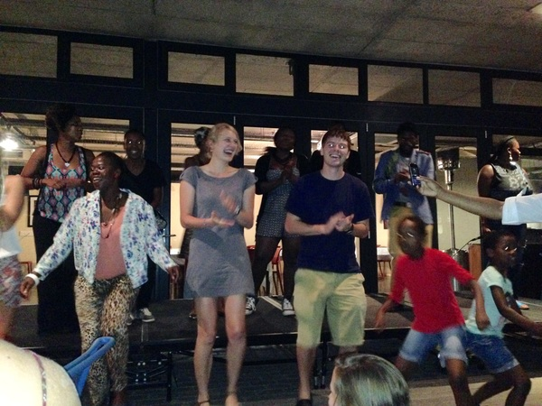 "Zach and Madeline dancing at Jazz Night<a href=""/reason/images/599986_orig.jpg"" title=""High res"">∝</a>"