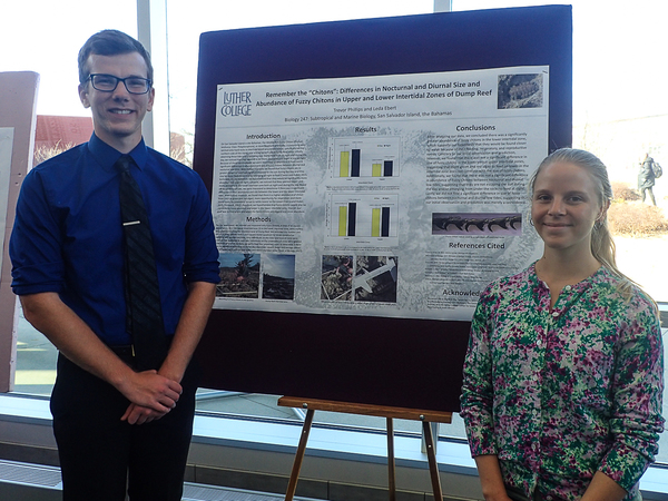 "Trevor and Leda with their poster.<a href=""/reason/images/801989_orig.jpg"" title=""High res"">∝</a>"