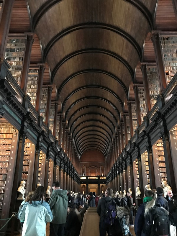 "Old Library at Trinity College, Dublin<a href=""/reason/images/810990_orig.jpg"" title=""High res"">∝</a>"